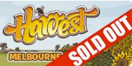 Harvest Festival Melbourne tickets