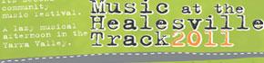 Music at Healesville Track Festival, Victoria